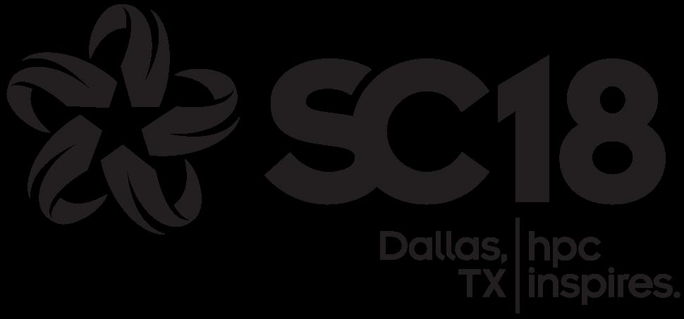 SC18 logo